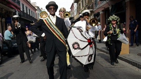 ap Lionel Batiste 120708 jt wblog Remembering a New Orleans Icon: Uncle Lionel Batiste Dead at 81
