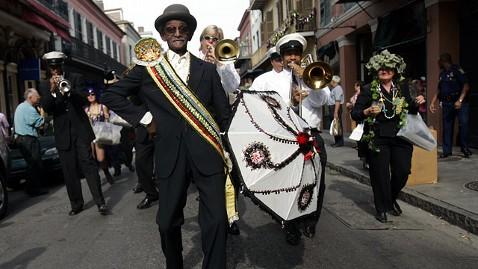 ap Lionel Batiste 120708 jt wblog Remembering a New Orleans Icon: Uncle Lionel Batiste Dead at 81