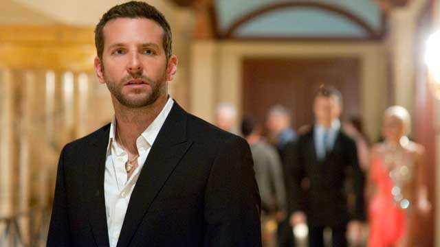 "PHOTO: The Weinstein Company production shows Bradley Cooper in ""Silver Linings Playbook."""