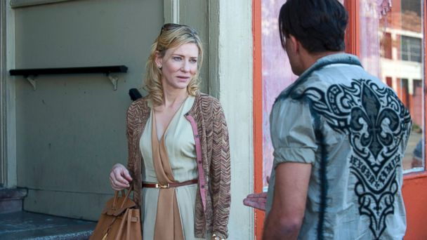 "PHOTO: This image released by Sony Pictures Classics shows Cate Blanchett in a scene from the film, ""Blue Jasmine."""