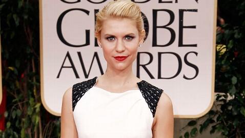 ap claire danes tk 120115 wblog Golden Globes 2012 Live Blog