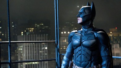 PHOTO: Christian Bale as Batman in the 2012 movie The Dark Knight Rises.