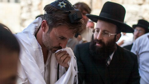 ap david arquette jef 120612 wblog Mazel Tov! David Arquette Celebrates His Bar Mitzvah in Israel
