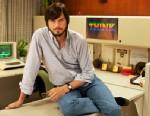 "PHOTO: This undated publicity film image provided by the Sundance Institute shows Aston Kutcher as Steve Jobs in ""JOBS,"" the 2013 Sundance Film Festivals closing night film in January."