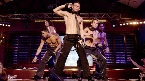 ap magice mike channing tatum thg 120626 wblog Channing Tatum Says Ex Strippers Didnt Inspire Magic Mike