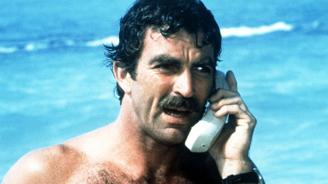 PHOTO: Magnum PI