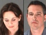 PHOTO: Reese Witherspoon, and husband James Toth were arrested on a disorderly conduct charge and DWI in Atlanta, April 20, 2013.