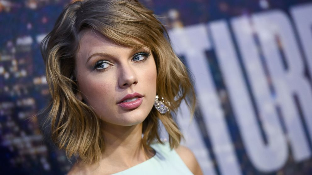 Taylor Swift is okay with Kanye West but doesn't want to talk about her spat with Nicki Minaj