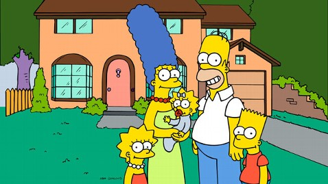 ap the simpsons ll 120410 wblog Simpsons Creator Matt Groening Reveals Town That Inspired Springfield