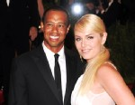 "PHOTO: Golfer Tiger Woods and skier Lindsey Vonn attend The Metropolitan Museum of Arts Costume Institute benefit celebrating ""PUNK: Chaos to Couture,"" May 6, 2013, in New York."