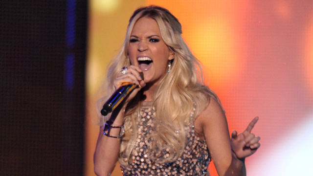 PHOTO: Singer Carrie Underwood performs at the 2012 CMT Music Awards on June 6, 2012 in Nashville, Tenn.