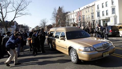 ap whitney hearse jt 120218 wblog Whitney Houstons Funeral: Live Blog