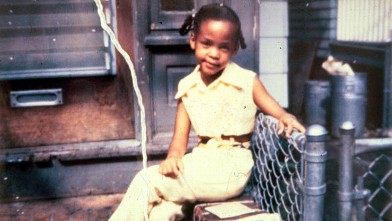 PHOTO: Whitney Houston pictured here when she was a little girl, circa 1968.