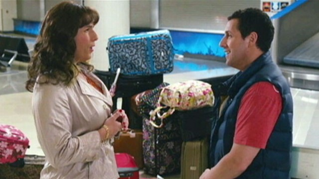VIDEO: Adam Sandlers jack and Jill swept all 10 categories at Razzie Awards.