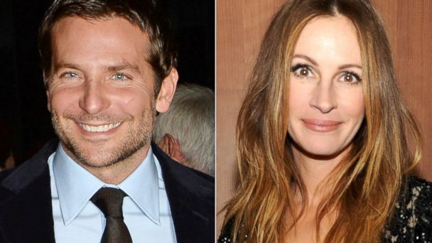 PHOTO: Bradley Cooper and Julia Roberts both had humble beginnings before finding acting success.