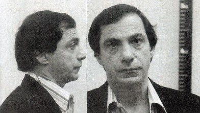 PHOTO: Henry Hill Circa former American mobster and Lucchese crime family associate, is arrested by FBI in 1980.