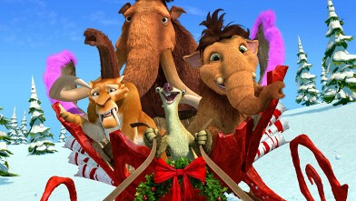 "PHOTO: ""Ice Age: A Mammoth Christmas"" is scheduled to air, Dec. 17, 2012."