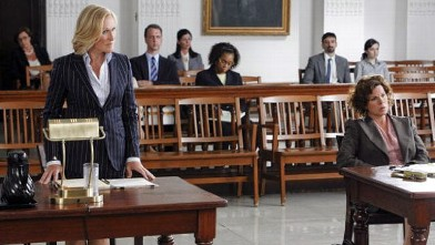 "PHOTO: Glenn Close stars in the ""Damages."""