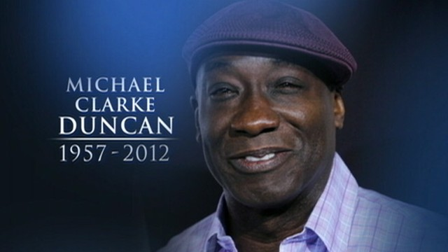 """VIDEO: """"Green Mile"""" actor had a heart attack in July and never fully recovered from it."""