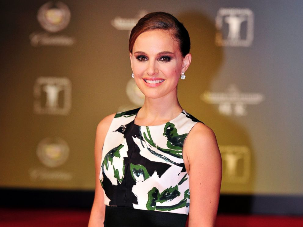 PHOTO: Actress Natalie Portman attends closing and award ceremony of 17th Shanghai International Film Festival at Shanghai Grand Theatre on June 22, 2014 in Shanghai, China.