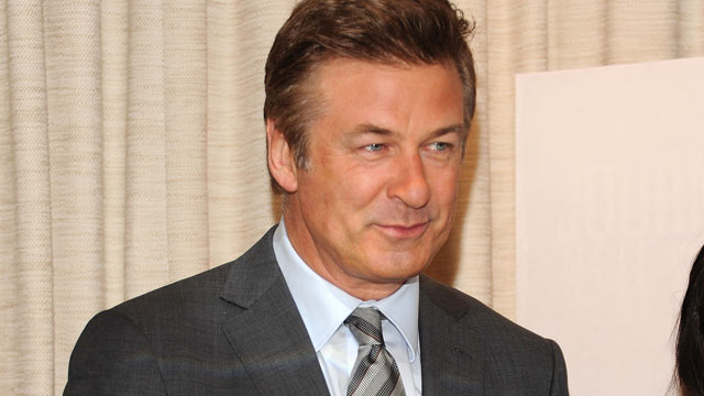 """PHOTO: Alec Baldwin attends the """"To Rome With Love"""" Press Conference, June 19, 2012 in New York City."""