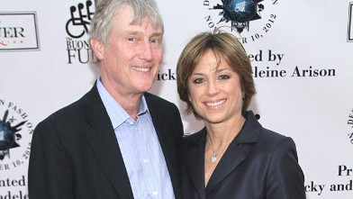 PHOTO: John MacColl and Dorothy Hamill attend Destination Fashion 2012 To Benefit The Buoniconti Fund To Cure Paralysis, Nov. 10, 2012 in Miami, Florida.