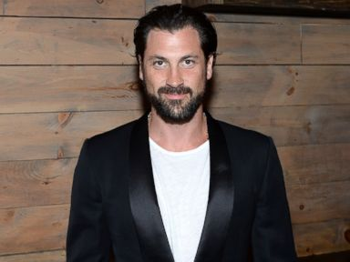 PHOTO: Maksim Chmerkovskiy attends the Dance with Me 10th anniversary party at Ainsworth Park on August 2, 2015 in New York City.