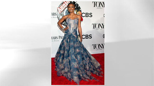 PHOTO: Patina Miller attends the 67th Annual Tony Awards at Radio City Music Hall, June 9, 2013 in New York City.