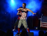 PHOTO: Aaron Carter performs at Magic City Casino, May 18, 2013 in Miami, Fla.
