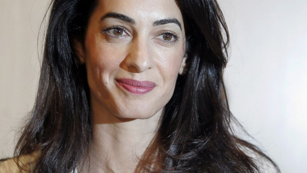 amal clooney barbara walters most fascinating person of