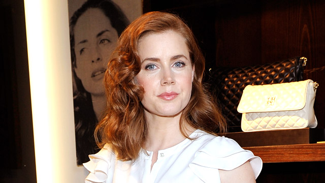 PHOTO: Amy Adams