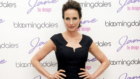 gty andie macdowell jef 120216 wblog Andie MacDowell Spells Out What Middle Aged Women Should Not Wear