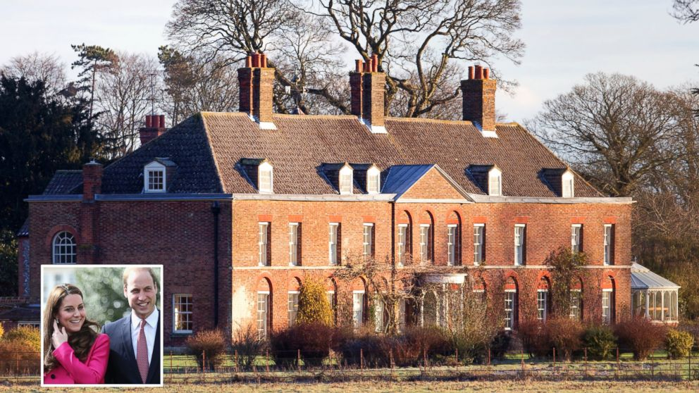 Inside Anmer Hall Home To The New Royal Baby Abc News