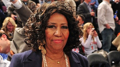 PHOTO: Aretha Franklin