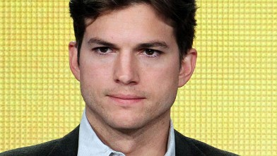 PHOTO: Ashton Kutcher speaks during the 2012 Television Critics Association Press Tour at The Langham Huntington Hotel and Spa in this Jan. 11, 2012 file photo in Pasadena, Cali.