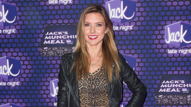 PHOTO: TV personality Audrina Partridge attends No Curfew Featuring Diplo and Chromeo at Club Nokia on October 23, 2013 in Los Angeles.