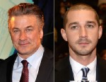 PHOTO: Alec Baldwin and Shia LaBeouf have been publicly feuding.