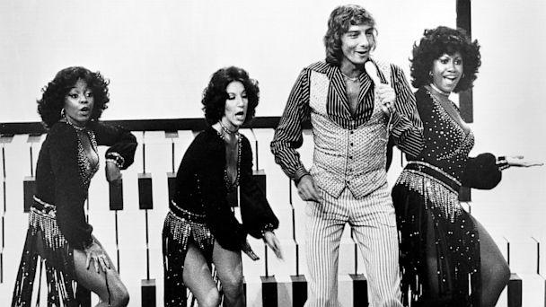 PHOTO: Photo of Barry Manilow circa 1970.