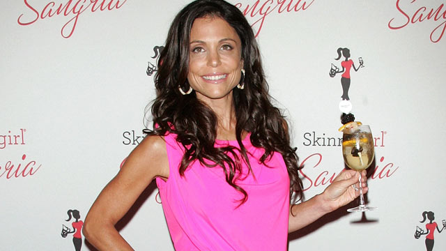 PHOTO: Bethenny Frankel attends the Skinnygirl Sangria launch party at Gramercy Terrace at The Gramercy Park Hotel, New York City, Aug. 3, 2011.