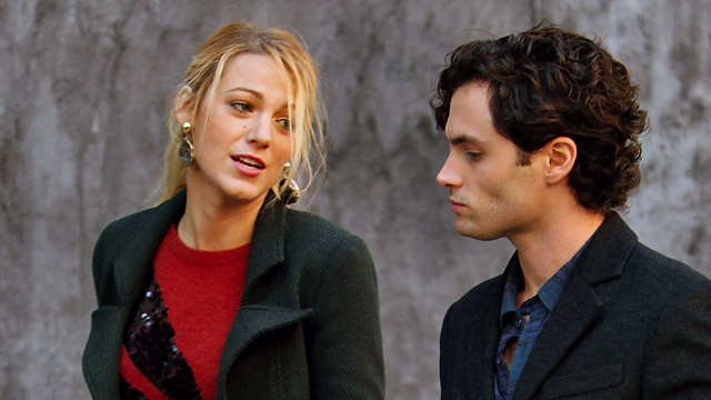 PHOTO: Blake Lively, Penn Badgley