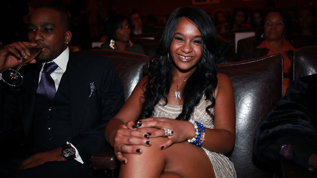 """PHOTO: Bobbi Kristina Brown attends """"The Houstons: On Our Own"""" series premiere party, Oct. 22, 2012 in New York City."""