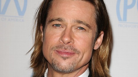gty brad pitt thg 120126 wblog Brad Pitt on Marrying Angelina and Having More Kids