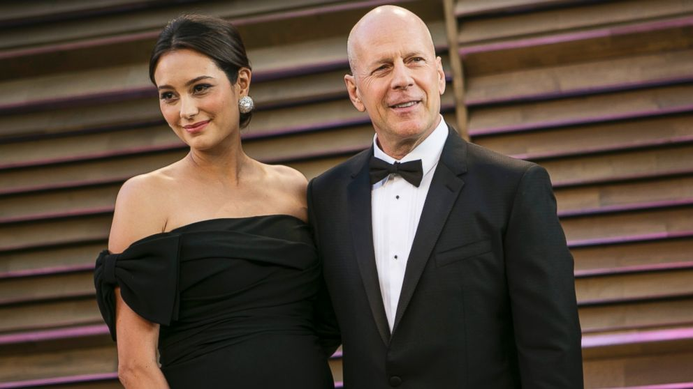 Bruce Willis and His Wife Emma Welcome a Daughter - ABC News