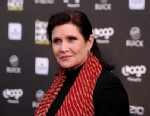 PHOTO: Actress Carrie Fisher arrives at the 4th Annual Logos NewNowNext Awards 2011 at Avalon, Hollywood, California, April 7, 2011.