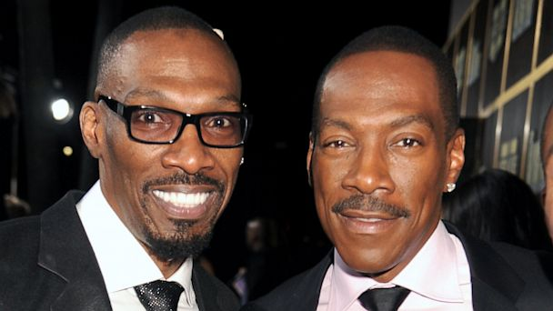 PHOTO: Charlie and Eddie Murphy