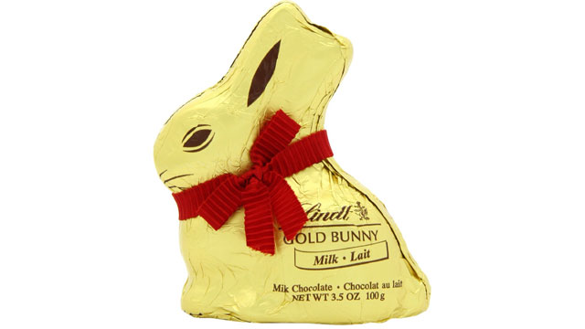 PHOTO: Joel Kampfe, wine director of ENO, recommends pairing chocolate bunnies with merlot.