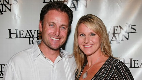gty chris  gwen harrison jp 120504 wblog Bachelor Host Chris Harrison and Wife Separate