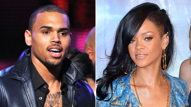 PHOTO: Chris Brown, left, and Rihanna, are shown in these file photos.