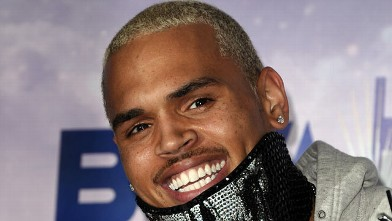 PHOTO: Chris Brown poses in the press room at the 2011 BET Awards at The Shrine Auditorium, June 26, 2011, Los Angeles, Calif.