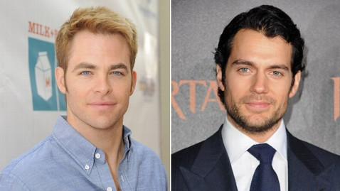 Pine and Henry Cavill: Should one of these actors play Christian Grey